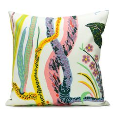 Love! Svenskt Tenn Cushion - Hawaii Cotton