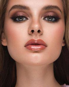 Beautiful Women — Snezhana Yanchenko 🌸 Lovely Eyes, Photo Retouching, Beauty Editorial, Beautiful Women, Lipstick, Sexy, Face, Instagram, Jewelry