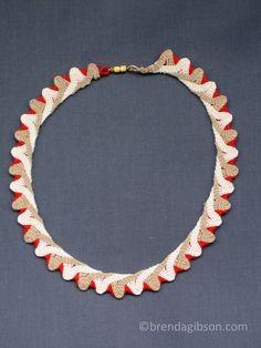 Ply-split collar, standard size. £80.00