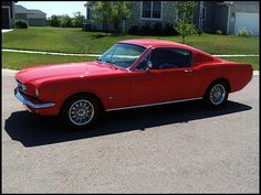 1966 Ford Mustang Fastback  289 CI, Automatic