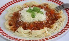 Boloňská omáčka Rigatoni, Penne, Pasta, Bolognese, Gnocchi, Spaghetti, Food And Drink, Ethnic Recipes, Lasagna