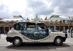 The Museum of Islamic Art in Doha (Qatar) has launched an advertising campaign in Central London, utilising a fleet of 30 full liveried taxis supplied by Taxiadvertising.com in June, 2010
