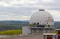 by AnneLiWest|Berlin #Field Station, Teufelsberg Berlin
