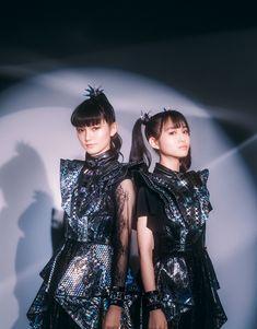 Moa Kikuchi, Heavy Metal Art, Heavy Metal Bands, Black Metal, Pop Group, Girl Group, Japon Tokyo, Doki, I Love Girls