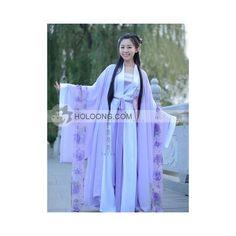 Women's Chiffon Skirt Ruqun dress Tang Dynasty Hanfu Clothing, the fairy suit traditional chinese china han fu be called kimono of classical beauty Customize A…