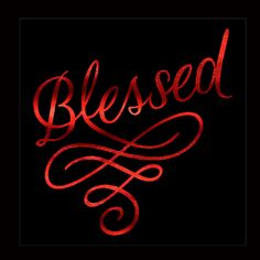 Faith, Blessed - Metallic, Plain or Glitter Vinyl Bling on Black Shirt - Contact for Shirt & Vinyl Color