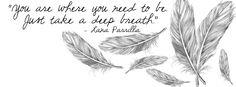 -Lana Parrilla quote. My favorite quote <3