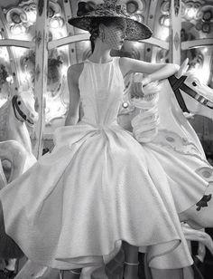 Anne gunning by Norman parkinson 1957