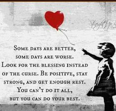 """33 Stay Positive Quotes About Life To Inspire Words Of Wisdom """"A lot of times people look at the negative side of what they feel they can't do. Quotable Quotes, Wisdom Quotes, Quotes To Live By, Me Quotes, Motivational Quotes, Better Days Quotes, Quotes Inspirational, Quotes That Rhyme, Encouragement Quotes"""
