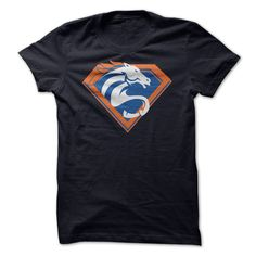 View images & photos of Super Bronco t-shirts & hoodies Sweater Shirt, Shirt Outfit, Hooded Sweater, Look T Shirt, Hoodie Allen, Funny Sweatshirts, College Sweatshirts, Couple Shirts, Fashion Make Up