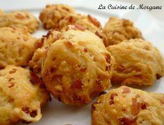 Cookies jambon et emmental
