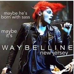 I live in NJ. Do you think I'm just as sassy? Hehehehehe! No one is as sassy as him but I pretty close