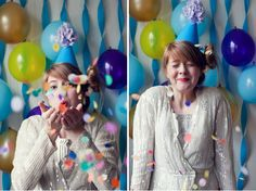 Parties: What to Do with the Littles | Oh Happy Day!