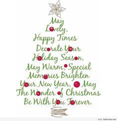 Christmas Card Sentiment