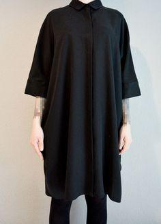 Oversized Bluse Kleid von COS Gr. 34 XS S M neu fashion blogger