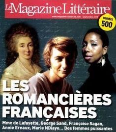 Les romancières françaises - Le magazine littéraire n° 500 | Centre Hubertine Auclert