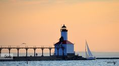 Michigan City East Pierhead, Indiana