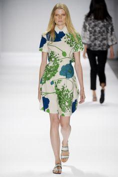 Sfilata Vivienne Tam New York -  Collezioni Primavera Estate 2014 - Vogue