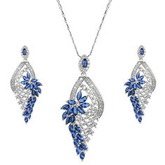 Ever Faith Zirkonia CZ edel Blume Form Art Deco Schmuckset - blau-Silber-Ton N06173-1 Ever Faith http://www.amazon.de/dp/B010SHTCRQ/ref=cm_sw_r_pi_dp_zSXVvb1YMW0BT