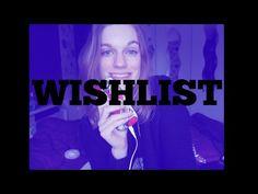 Wishlist - YouTube