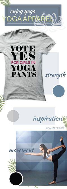 Girls in Yoga Pants Women Yoga TShirt / Ladies Tee.   #Fitness #Exercise #yoga # #yogadesign #chakra #yogalover #energy #inspiration #yogacasual #workout #inhale #exhale #breathe #meditation #women #fashion #Sunfrog #Lisaliza #giftideas #health #lifestyle