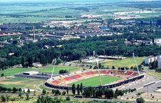 RÁBA ETO Stadion (épült: 1968-1976; lebontva: 2007)