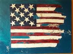 Star Spangled Banner Fort McHenry - now in the Museum of American History, Washington, D.