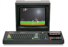 Amstrad CPC 464..my first computer, actually Dad's not mine.