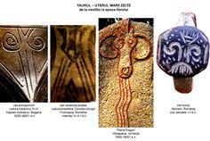 - Principiul feminin: Marea Zeiţă - creatoarea vieţii,   - Apa vieţii: lichid amnioric (în viaţa intrauterină) sau lapte matern,  - Principiul masculin: Taurul - izvor al vieţii, asociat cu simbolul uterului şi a apei - asigură regenerarea puterilor zeiţei prin lichidul seminal Armenia, Dragon, Manish, Dragons
