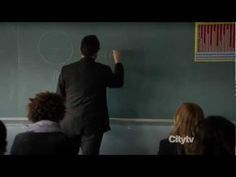 Finch explains The Importance of Pi on the TV show, Person of Interest.  (I wish that I had a math teacher like Finch - I may have actually **learned** algebra!!)