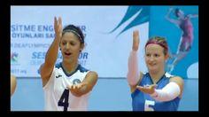 Olimpiadi dei sordi, lo straordinario Inno di Mameli delle pallavoliste ...