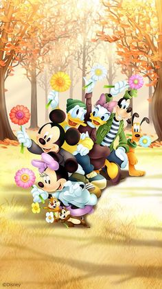 New wallpaper disney pixar mickey mouse 68 ideas Disney Pixar, Disney Micky Maus, Disney Fun, Disney Cartoons, Disney Characters, Walt Disney, Mickey Mouse Kunst, Minnie Mouse, Mickey Mouse And Friends