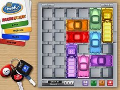iPad iPhone Kinder Brettspiele Apps : Rush Hour