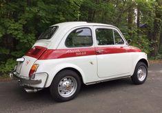 Abarth-Style 1968 Fiat 500