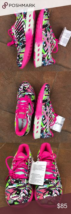 ASICS Running Shoes Brand new never worn still has tags! (No box) And I believe are discontinued Asics Shoes Sneakers