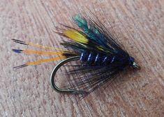 Foyle Trout & Salmon Flies: Trout Flies