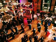 How To Vienna: Attending a Ball – holly kooi