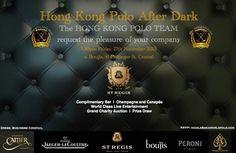 Hong Kong Polo After Dark November 27th 7:30 PM
