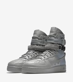 492dbabe Nike Air Force 1 Special Field SF Dust 903270-001 Cement Gray QS New Size