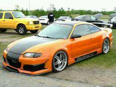 mazda mx-6 with a diff body kit