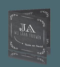 Stijlvolle klassieke trouwkaart met gouden confetti achtergrond trouwkaarten pinterest met - Hout verfvlek ...