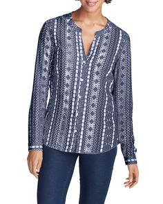 Women's Sunrise Long-sleeve Top | Eddie Bauer