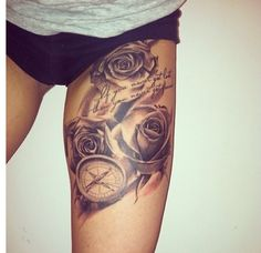 By god I want it, I'm getting it, side of my leg, and add some leopard print to it! Eek!!!!