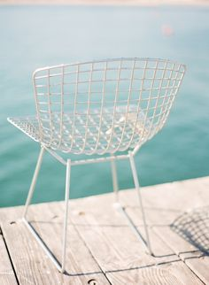 KNOLL - BERTOIA CHAIR http://decdesignecasa.blogspot.it/