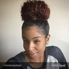 """by @moknowshair """"As the kids would say, edges on..."""