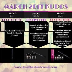🙏🏼March Kudos are seriously the BOMB 💥!  📲💻www.HeatherMcCowan.com 👉🏼Shop👉🏼Kudos👉🏼Buy Now