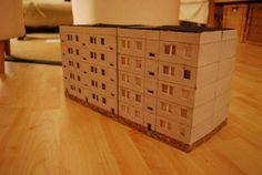 RE: Plattenbau in Pappe - 2