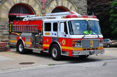 Philly Fire Department | Philadelphia Fire Department Engine 9