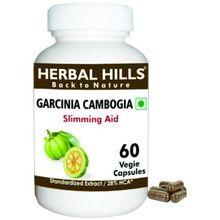 Perda de peso cápsulas Garcinia Cambogia veg