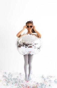 Disco Ball Costume (Oh Happy Day!)